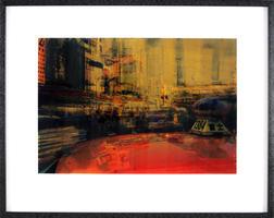 Gottfried Salzmann: Tokyo Red Taxi