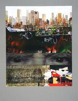 Gottfried Salzmann: NY Selfportrait