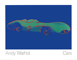 Andy Warhol: Cars