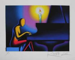 Mark Kostabi: The right note