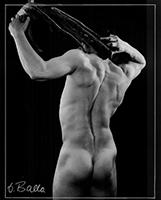 Balla Demeter: Rückenakt