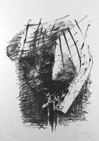 Bernhard Heiliger: Komposition V