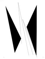 Geneviève Claisse: Composition géométrique