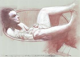 Per Gernhardt: Badewanne