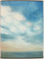 Laval, Helga: Wolken II