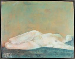 Laval, Helga: Schlafende