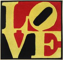 Robert Indiana: German LOVE