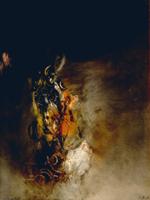 Karl Brandstätter: Sinkender Mond