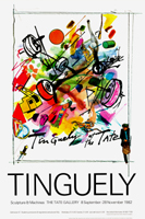 Jean Tinguely: Sculpture & Maschines
