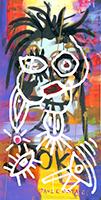 Paul Kostabi: Sweet Blossom Be