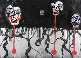 Paul Kostabi: Much ado about Nothing