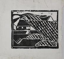 Ewald Matare: Haus an der Küste