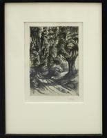 Otto Coester: Wald