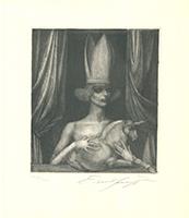Ernst Fuchs: Eva evequa