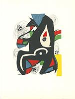 Joan Miró: La Mélodie Acide - 10