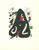 Joan Miró: La Mélodie Acide - 9