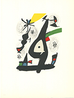 Joan Miró: La Mélodie Acide - 1