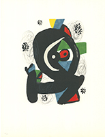 Joan Miró: La Mélodie Acide - 2