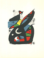 Joan Miró: La Mélodie Acide - 13