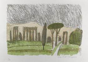 Max Peiffer Watenphul: Römische Landschaft