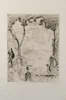 Friedrich Heubner: Bois de Boulogne