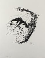 Gustav Seitz: Portrait Brecht