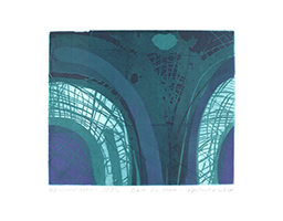 Willibrord Haas: Gare du bleue