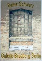 Reiner Schwarz: Portrait (hinter Gitter)