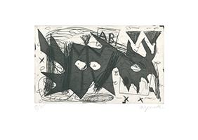A.R. Penck: Westerlebnisse
