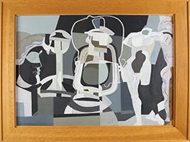 Erich John: Figürliche Komposition