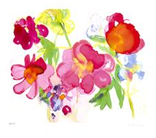 Daniela Flörsheim: Sommerblumen