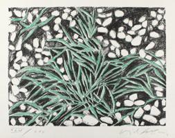 Pericle Fazzini: Grünes Gras
