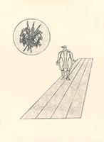 Max Ernst: La fantôme d'un colonel blême