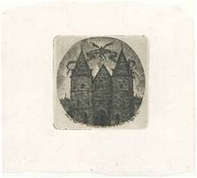 Charles Meryon: Gebäude