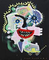 Paul Kostabi: Nice Ride