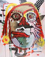 Paul Kostabi: untitled
