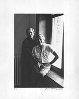 Gérard Malanga: Andy Warhol &  Parker Tyler