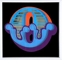 Ben Eine: New Circus 'O'