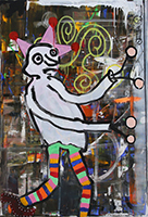 Paul Kostabi: The Groovy Mover