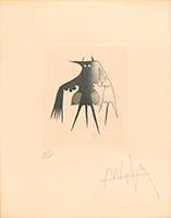 Wifredo Lam: Croiseur noir VI