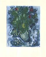 Marc Chagall: Nature morte