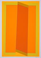 Franz Fedier: Geometrische Komposition