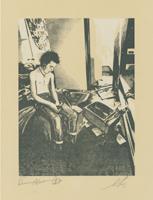 Shepard Fairey (+ Morris, Dennis): Sid Smashed Hotel Room