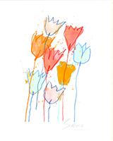 Wilhelm Schlote: Tulpen