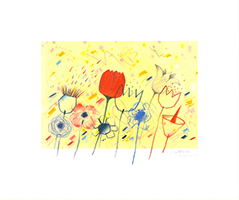 Wilhelm Schlote: Frühlingsblumen
