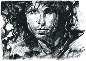 Frank Maessig: Jim Morrison