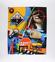 Peter Klasen: Corrosif3/Arret/G