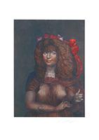 Ernst Fuchs: Lolita