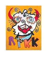 Paul Kostabi: RIKK