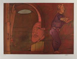 Valerio Adami: Naissance de la peinture